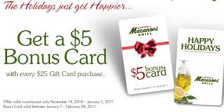 5 gift cards store and restaurant gift card promotions southern savers