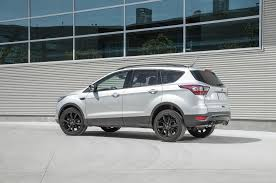 ford crossover escape 2017 ford escape se 1 5 awd first test review