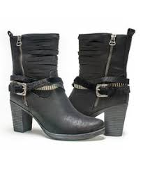 womens boots tk maxx hispanitas black suede block heel ankle boots tk maxx alr