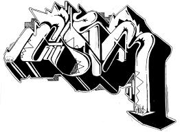 computer graffiti edna graffiti florence blanchard