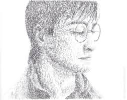 harry peeves cool harry potter drawings