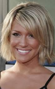 medium length layered haircuts for wavy hair images