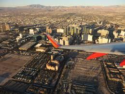 Las Vegas Strip Map Pdf by File Las Vegas Strip During Takeoff From Mccarran International