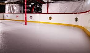 hockey rink boards hs synthetic ice hockeyshot