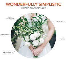 simple wedding bouquets 34 radiant summer wedding flowers shutterfly