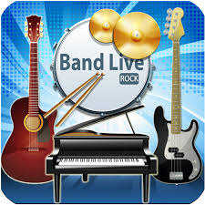 band apk band live rock drum bass guitar piano mic apk from