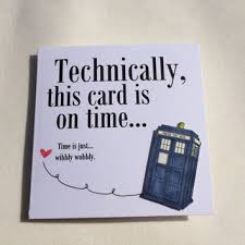 doctor who congratulations card shop belated birthday cards on wanelo