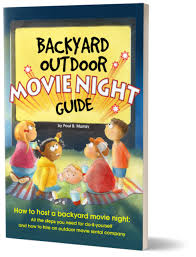 Backyard Movie Night Rental Backyard Outdoor Movie Night Guide How To Host A Backyard Movie