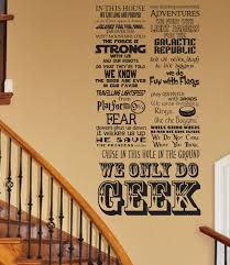 16 geek wall decals in this house we do geek vinyl wall decal 16 geek wall decals in this house we do geek vinyl wall decal sticker art quote removeable artequals com