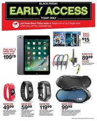 black friday 43 element tv at target target black friday 2016 ad scan