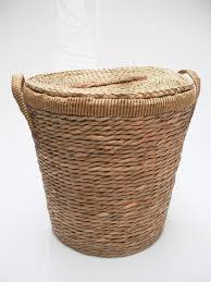Cane Laundry Hamper by Wicker Basket With Lid Large Wicker Basket With Lid Large Wicker