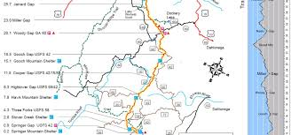 Appalachian Trail Map Pennsylvania by Justus3 Appalachian Trail 10 Year Journey