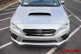 subaru wrx logo just released stillen 2015 wrx splitter stillen garage