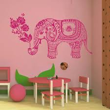 Nursery Wall Decals Animals by Online Get Cheap Elephant Baby Room Aliexpress Com Alibaba Group