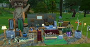 Sims 4 Furniture Sets Sims 4 Outdoor Retreat Game Pack Features U0026 Pictures