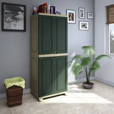 nilkamal freedom big storage cabinet fb1 plastic free standing on offer