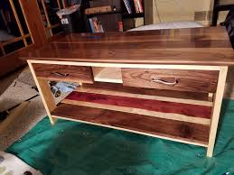Hidden Compartment Coffee Table by Coffee Table First Build With Own Design Joinery And Secret