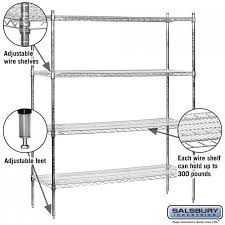 White Wire Shelving Unit by Wire Storage Shelves Stainless Steel Spice Rack Drawer Stainless