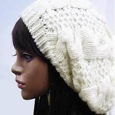 modelos modernos para gorras tejidas con 10 gorros tejidos holgados gorros tejidos