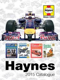 haynes 2015 catalogue flat project gemini personal computers