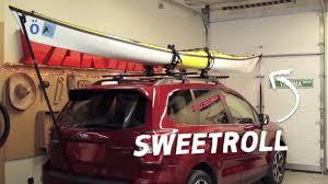 porta auto la y8004077 sweetroll tuv porta kayak