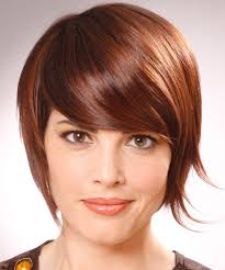 short hairstyles with side swept bangs for women over 50 short straight alternative hairstyle with side swept bangs light