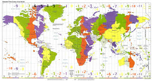 Photo Map Utc Map New Europe Time Zone Roundtripticket Me For Grahamdennis Me