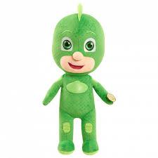 pj masks sing talk plush u2013 gekko play toys kids