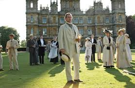 historical style downton abbey