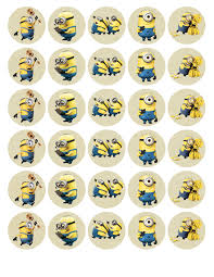 minions cake toppers cake toppers msh services
