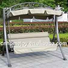 Swing Chairs For Patio Deluxe Outdoor Jhula Swing Chair Patio Swing With Canopy View