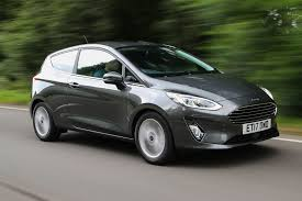 ford fiesta review 2017 autocar