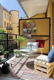 gartenmã bel kleiner balkon chestha balkon design paletten