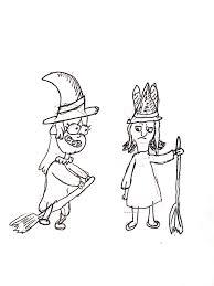 inktober 22 schaal u0027s witches by thearist2013 on deviantart