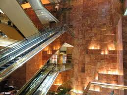 Trump Tower Interior Inside The Building Picture Of Trump Tower New York City