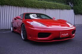 Ferrari 360 Interior 215 Ferrari 360 Modena Sold Ax U0027le Trading