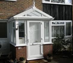 diy u0026 self build upvc porches tiled roof porches