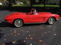 62 corvette convertible for sale 1962 chevrolet corvette for sale carsforsale com