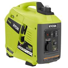 Home Design Resources Generator by Ryobi 1 000 Watt Gasoline Powered Digital Inverter Generator