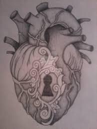 anatomical heart locket by missangelinar on deviantart