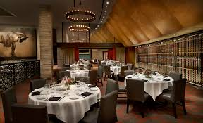 Del Friscos Double Eagle Steak House Chicago IL - Private dining rooms chicago