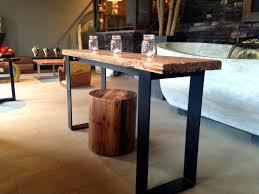Narrow Bar Table Counter Height Table Sofa Blitz