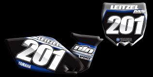 ama motocross numbers yamaha number plates nineonenine designs