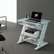 Under Desk Laptop Shelf Desk Laptop With Printer Shelf Sturdy Mobile Computer Table Pc