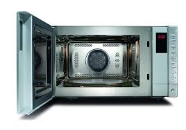 designer mikrowelle caso hcmg25 design mikrowelle mit high convection 25 liter