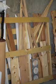 Make Wooden Garage Cabinets by How To Build A Wooden Garage Storage Wallhow Wood Shelves