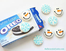 Where Can I Buy White Chocolate Covered Oreos Snowflake And Snowman Oreo Cookies