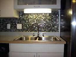 small tiles for kitchen backsplash small glass tile backsplash gray blue glass mosaic tiles