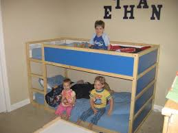 Bunk Bed With Slide Ikea Bedroom Bunk Bed With Slide Ikea Bedrooms