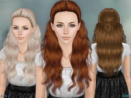 sims 3 hair custom content sims 3 hair sets